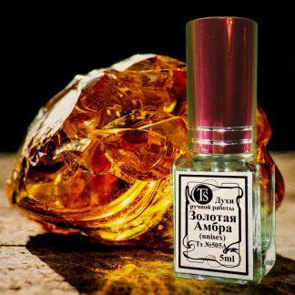 Духи Золотая Амбра 5 ml
